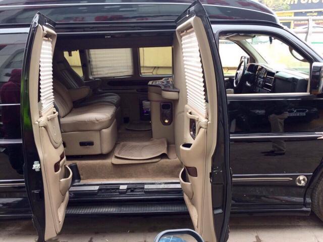 Cần bán xe GMC Savana Limited SE Limosine đời 2012, màu đen, nhập khẩu chính hãng chính chủ