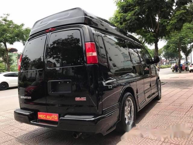 Bán xe GMC Savana đời 2008, màu đen, nhập khẩu nguyên chiếc