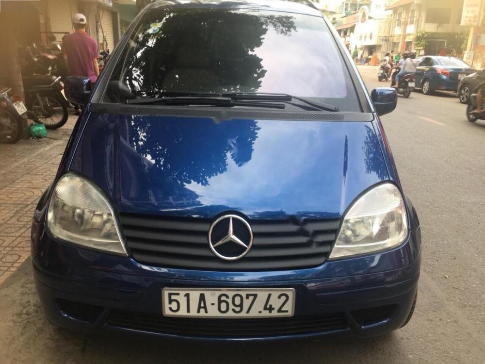 Bán xe Mercedes 2003, màu xanh lam, nhập khẩu, giá 325tr