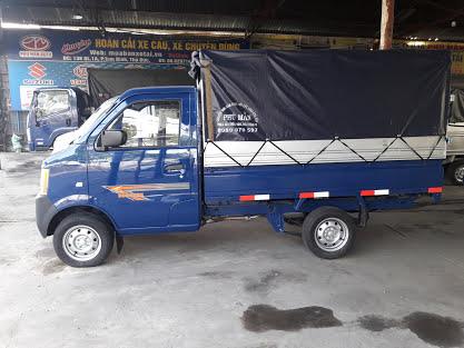 Xe tải Dongben 870kg thùng dài 2,5 trả trước 20tr giao xe