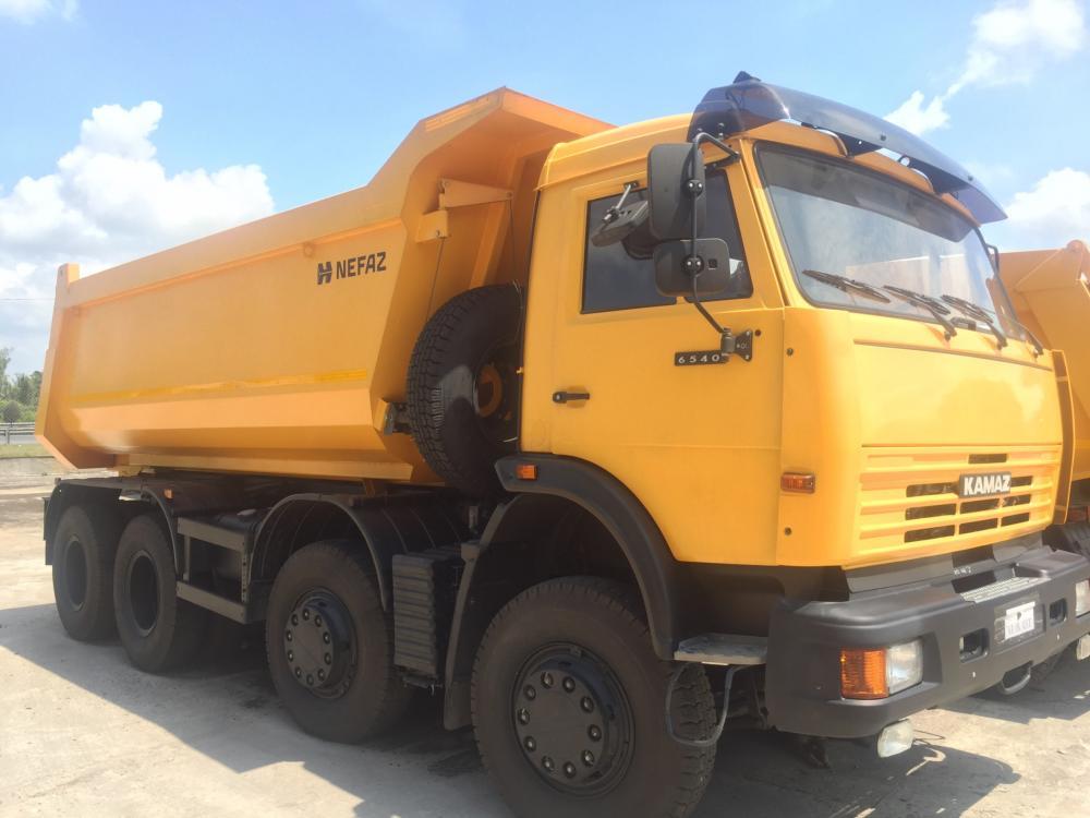 BEN KAMAZ Nhập Khẩu 4 Chân (16 tấn)