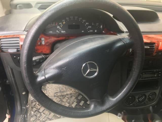 Bán Mercedes Vaneo đời 2003, màu xanh lam