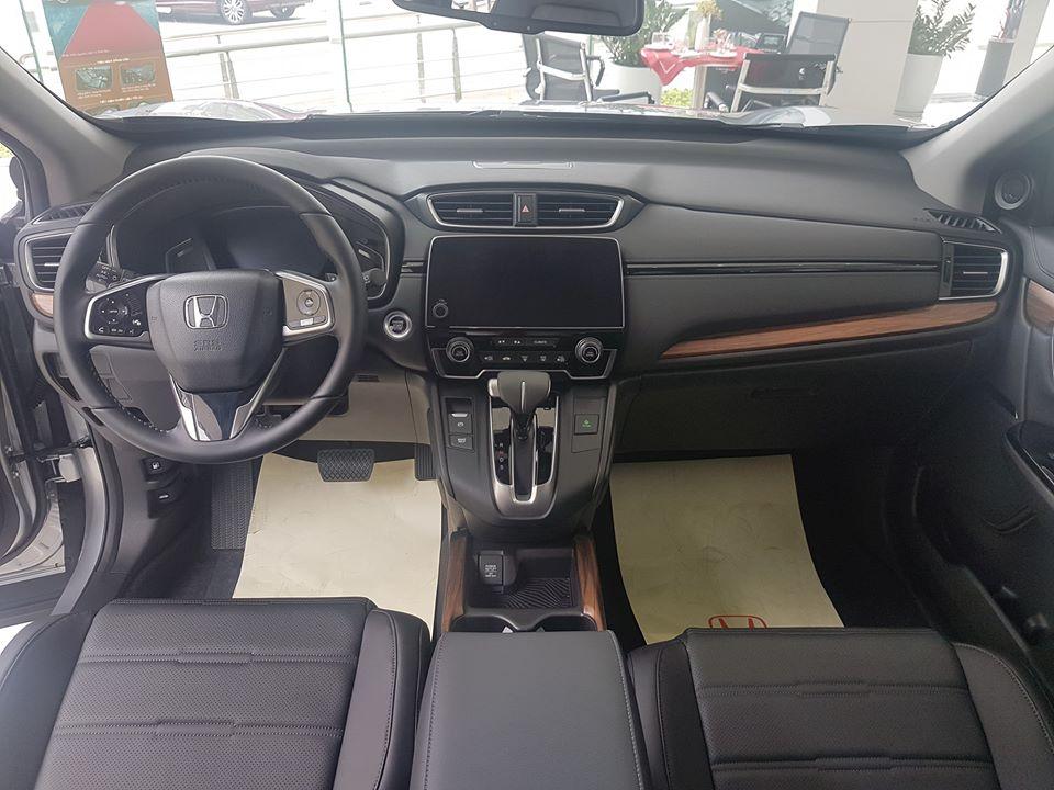 Honda Giải Phóng - Honda CR V L đời 2020, màu trắng, nhập khẩu chính hãng LH 0903.273.696