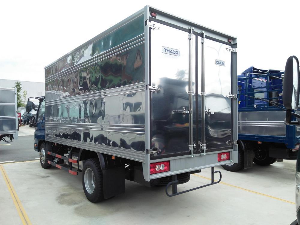 Bán xe Thaco OLLIN đời 2018, màu xanh lam