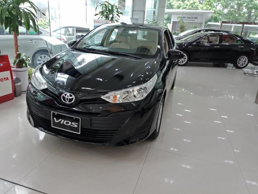 Toyota Vios 1.5E MT 2019