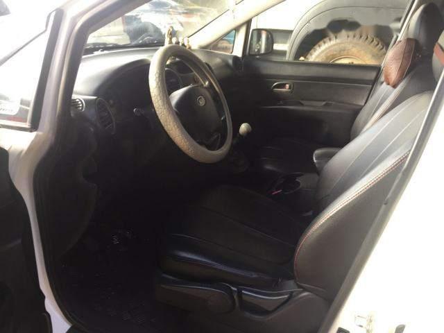 Cần bán lại xe Kia Carens đời 2010, màu trắng, giá tốt
