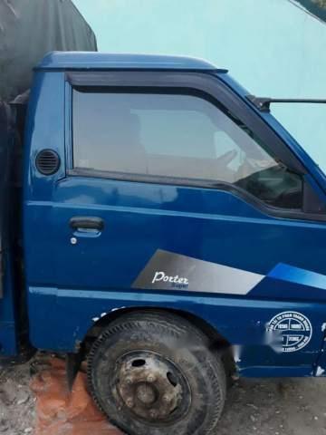 Bán xe Hyundai Porter sản xuất năm 2009, màu xanh lam, nhập khẩu, giá 180tr