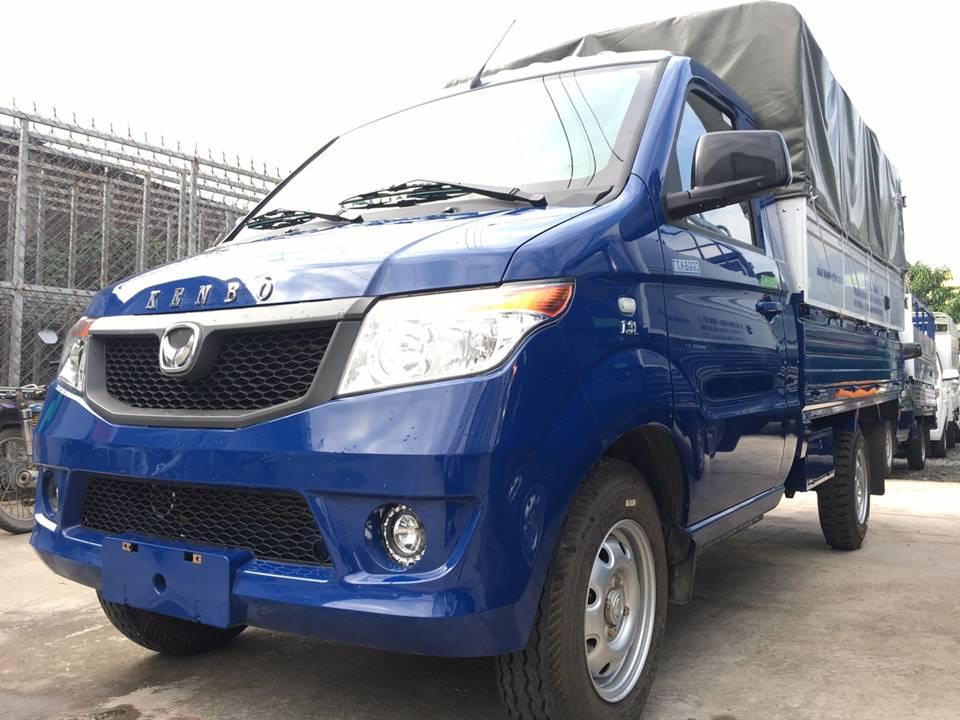 Xe tải Kenbo 990kg, thùng dài 2 mét 6