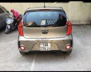 Chính chủ bán xe Kia Morning Si AT đời 2016, màu vàng cát