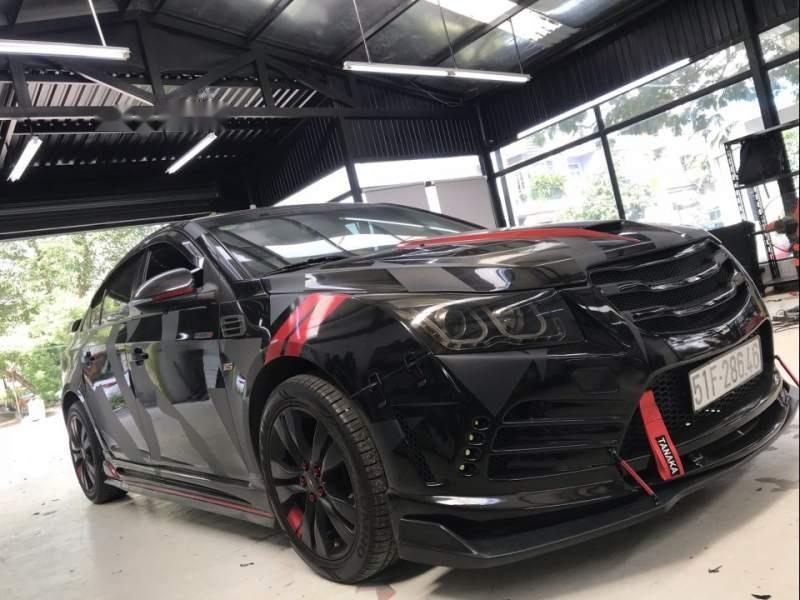 Bán Chevrolet Cruze đời 2015, màu đen, nhập khẩu