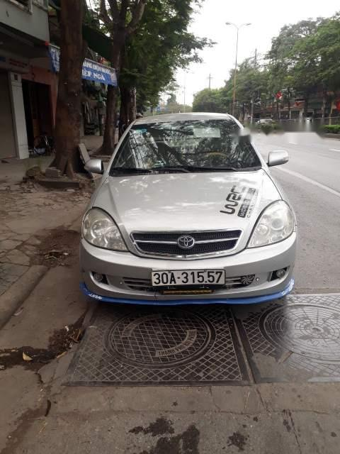 Bán Lifan 520 2007, màu bạc, xe nhập, 50tr