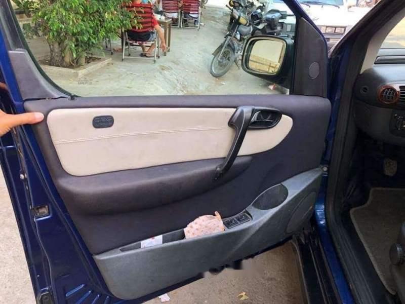 Bán Mercedes Vaneo đời 2008, màu xanh lam, nhập khẩu