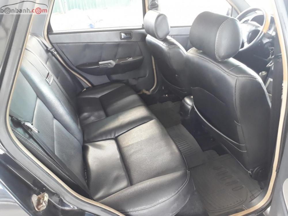Cần bán gấp Lifan 520 đời 2007, màu đen, vận hành êm ru