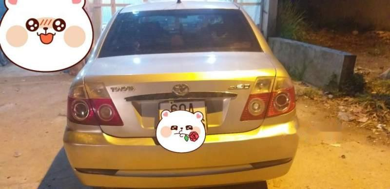 Cần bán xe Lifan 520 năm 2008