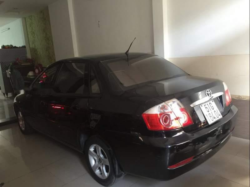 Bán xe Lifan 520 năm sản xuất 2008, màu đen, nhập khẩu nguyên chiếc