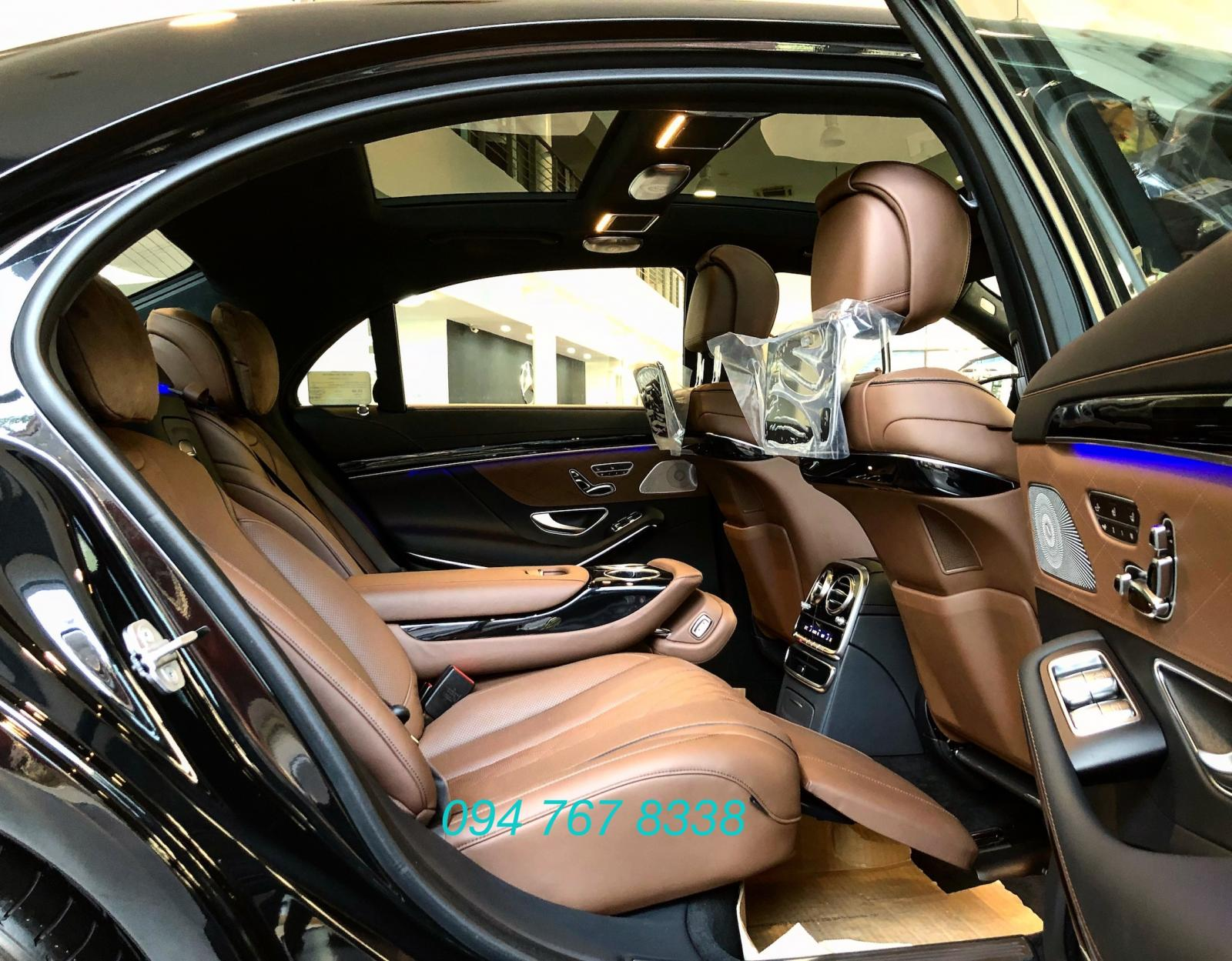 Cần bán xe Mercedes S450 Luxury sản xuất 2020, màu đen
