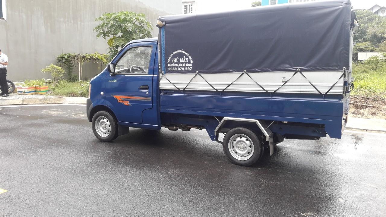 Xe tải Dongben 870kg thùng dài 2,5 mét trả trước 60 triệu
