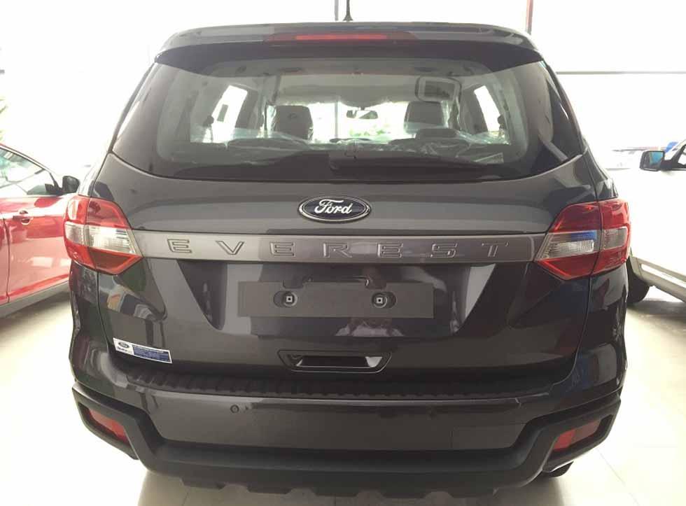 Cần bán xe Ford Everest đời 2019, nhập khẩu nguyên chiếc, giá 972tr