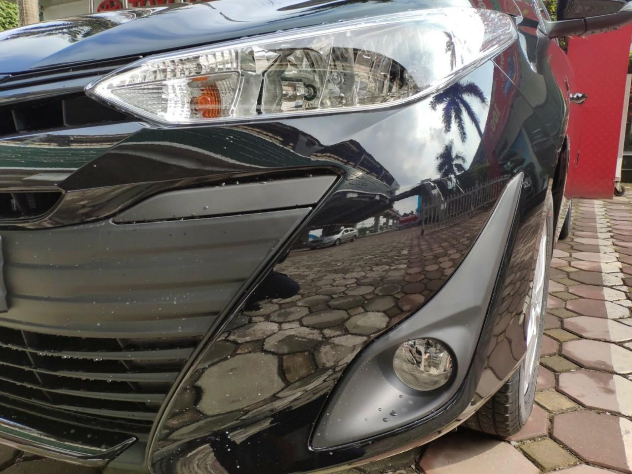 Toyota Vios 1.5EMT giá tốt giao xe ngày, hỗ trợ mọi thủ tục.
