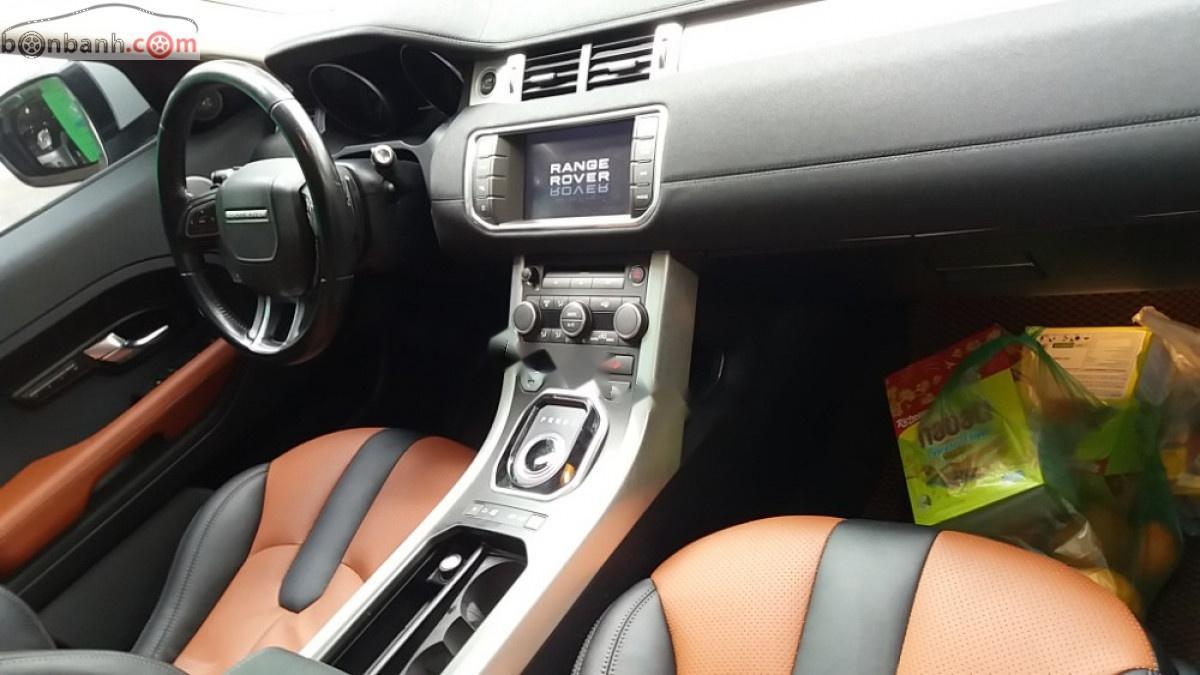 Cần bán xe cũ LandRover Range Rover Evoque Pure Premium 2012, màu trắng, nhập khẩu
