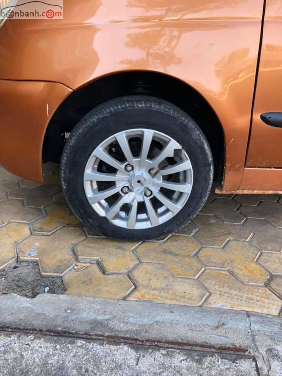Bán ô tô Daewoo Matiz SE 0.8 MT đời 2003, màu đỏ, giá chỉ 82 triệu