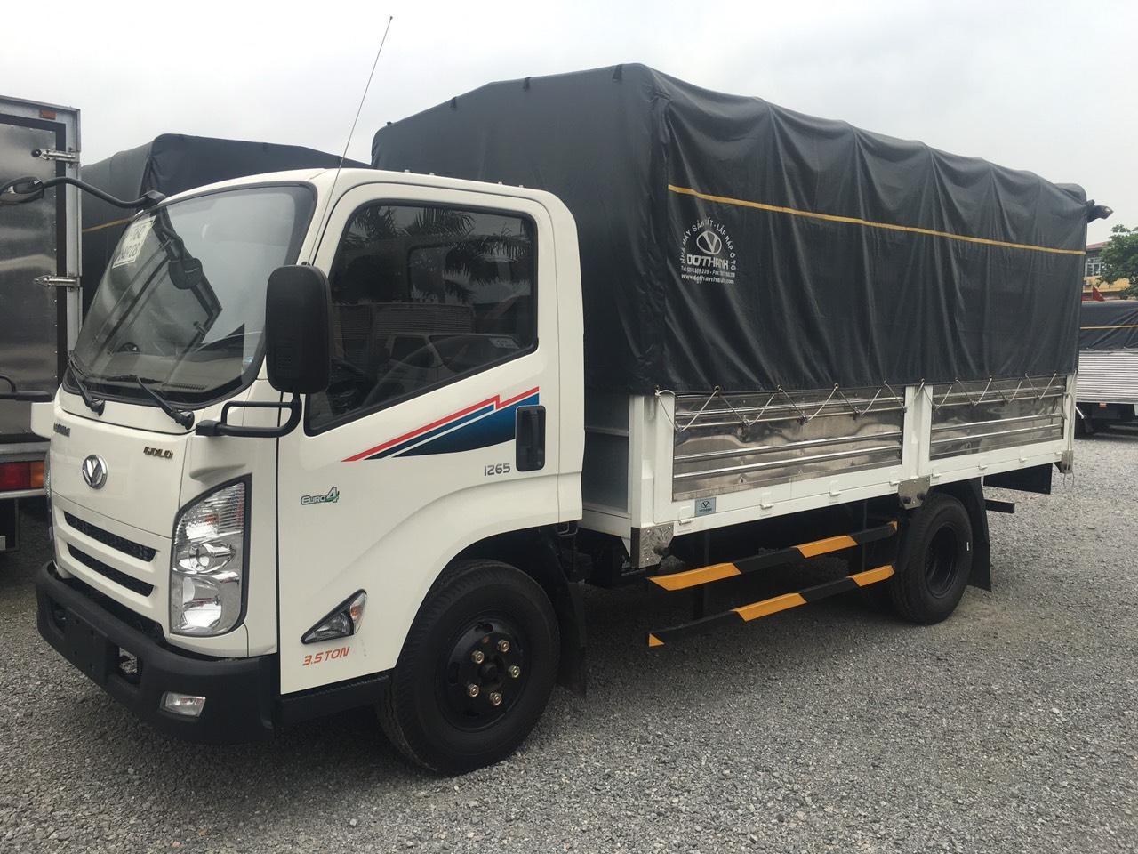 Hyundai Iz65 Đô Thành 3.5 tấn