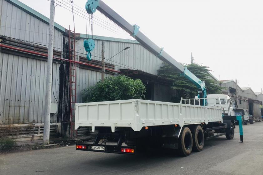 Tải Cẩu HKTC 5 tấn
