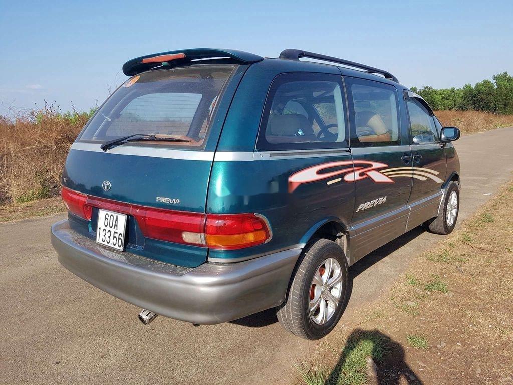 Bán Toyota Previa đời 1990, nội thất sạch sẽ
