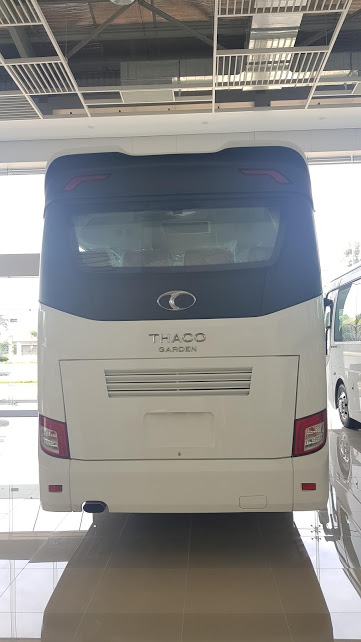 Bán xe 29 chỗ bầu hơi TB79S Euro IV 2020 Thaco Trường Hải, Bà Rịa Vũng Tàu