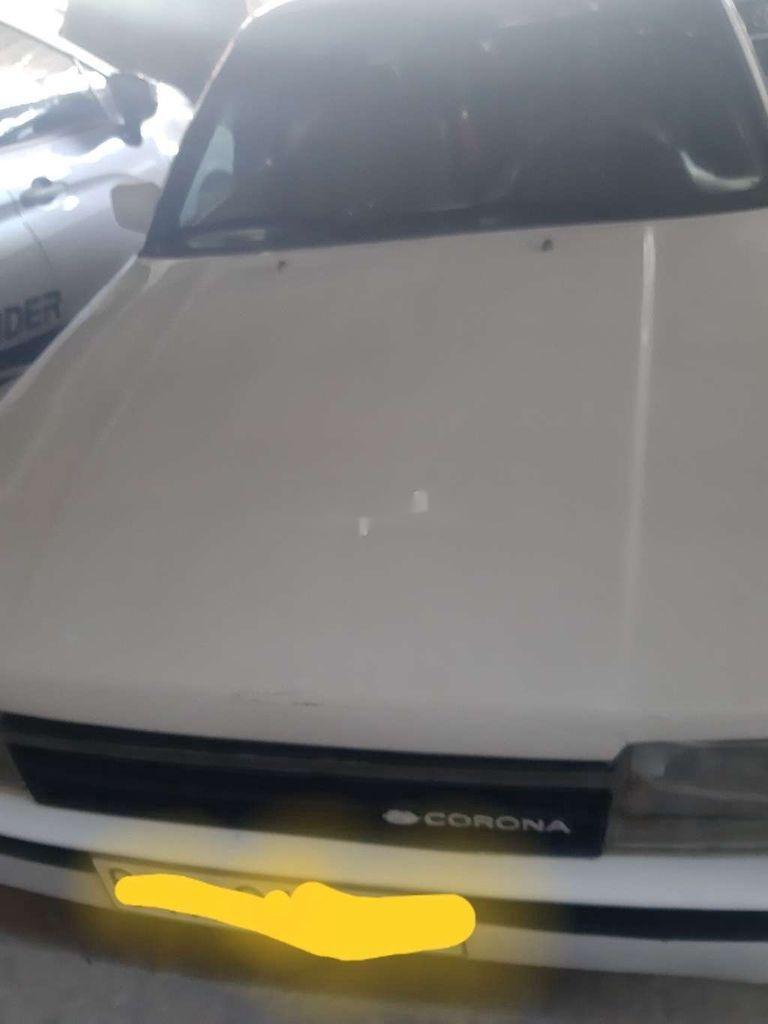 Bán ô tô Toyota Corona năm sản xuất 1984, màu trắng, xe nhập