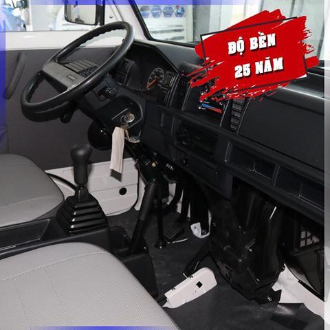 Xe bán tải mui kín - khả năng chuyên chở và sự tiện nghi