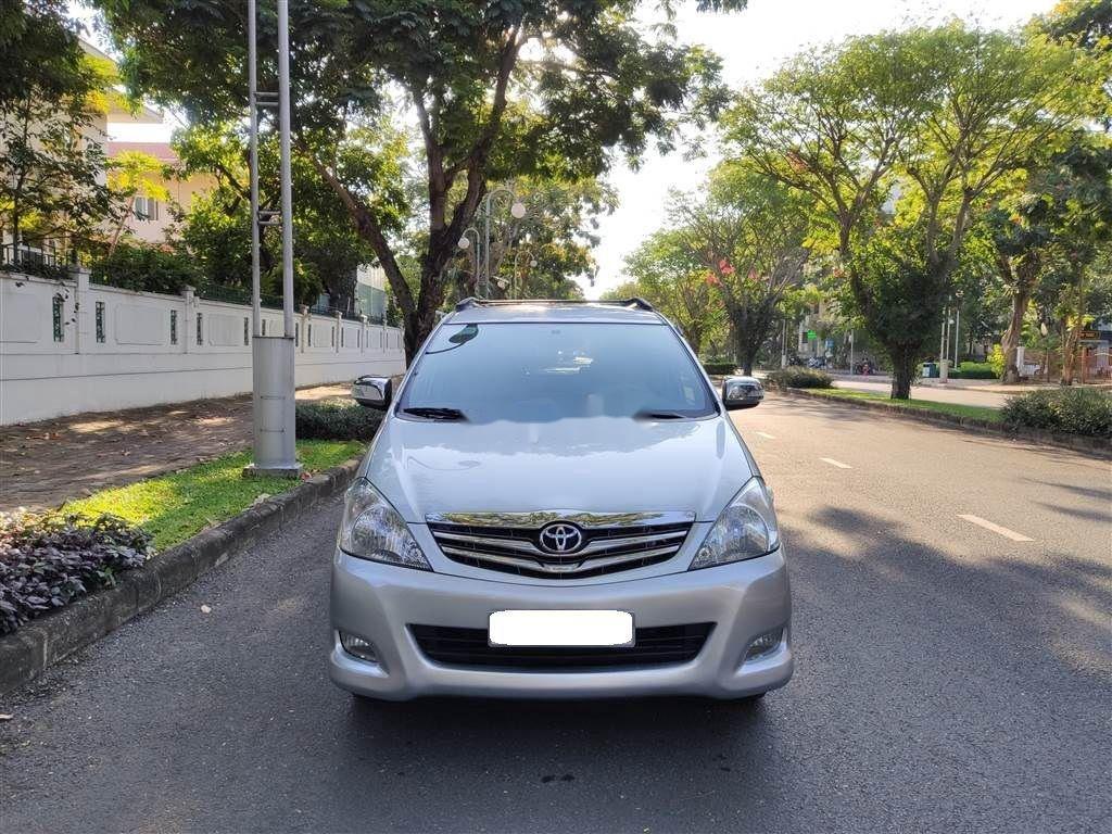 Cần bán gấp Toyota Innova năm sản xuất 2011 giá cạnh tranh