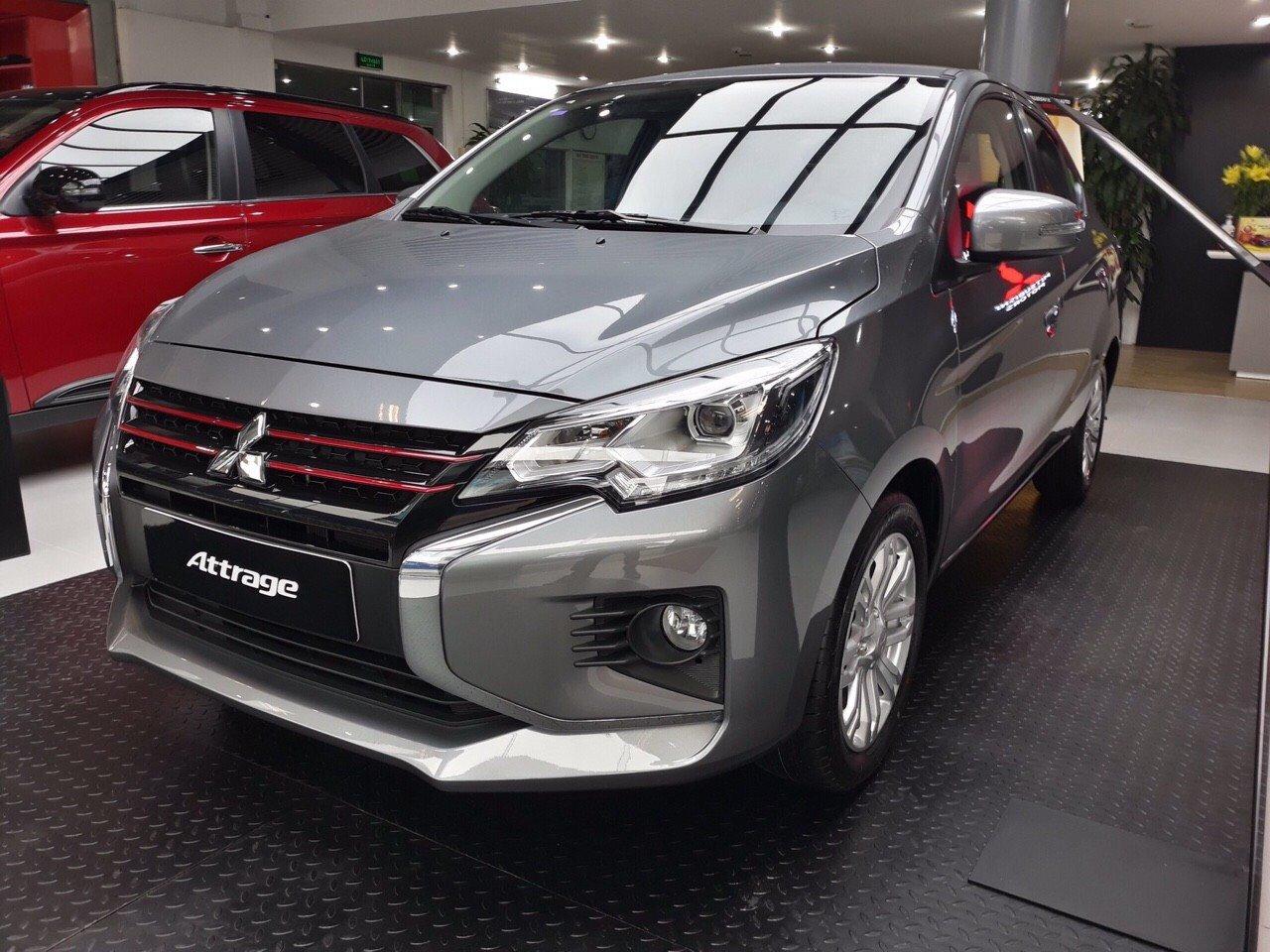Bán xe Mitsubishi Attrage 2021 Ở Vinh, Nghệ An. Hotline: 0979.012.676