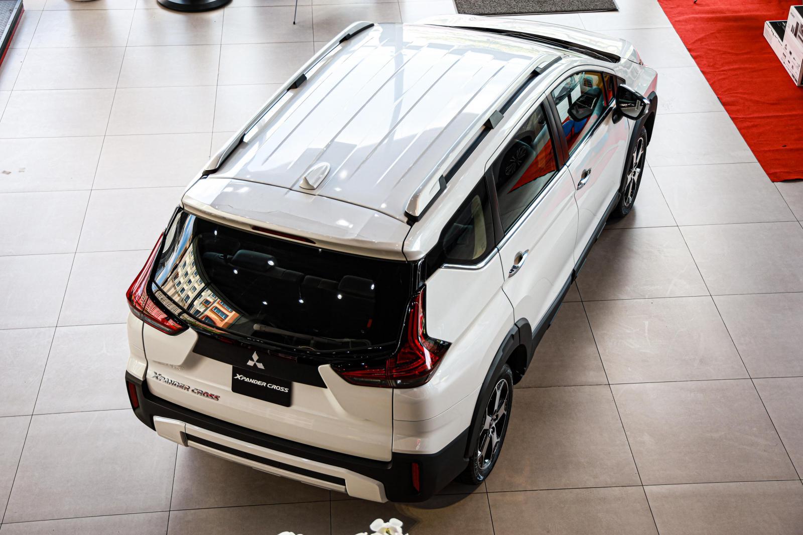Bán ô tô Mitsubishi Xpander Cross đời 2020, màu trắng, nhập khẩu