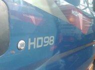 Cần bán xe Hyundai HD HD72 thùng bạt tải trọng 6.5 tấn đời 2016, màu xanh  giá 655 triệu tại Hà Nội