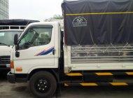 Bán xe tải Hyundai 7 tấn HD99 thùng bạt, giá rẻ, đời mới, mua trả góp, km hấp dẫn, xe giao ngay giá 645 triệu tại Hà Nội