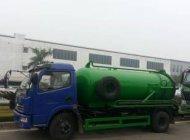 Xe hút bùn Dongfeng 6m3, hàng nhập, giá chỉ 550 triệu giá 550 triệu tại Hải Phòng