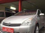 Cần bán xe Toyota Wish đời 2008, màu bạc giá 620 triệu tại Hải Phòng