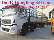 Chuyên buôn bán xe tải DongFeng 4 chân 18.7 tấn giá tốt nhất, Đại lý bán xe tải DongFeng 4 chân 18.7 tấn giá 980 triệu tại Tp.HCM