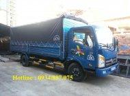 Bán xe tải Veam vt260 1t99 (1.99 tấn) thùng dài 6.2 mét đi thành phố ban ngày giá 469 triệu tại Tp.HCM