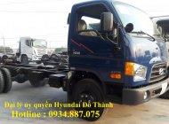 Đại lý bán xe tải Hyundai HD99 6.5 tấn – 6T5 – 6,5 tân nâng tải giá tốt nhất giá 630 triệu tại Tp.HCM