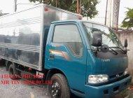 Bán xe tải Thaco frontier140 tải trọng 1 tấn 4 thùng kín, chạy thành phố được giá 329 triệu tại Tp.HCM