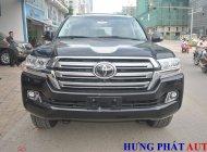 Bán ô tô Toyota Land Cruiser V8 5.7 đời 2016, màu đen, nhập khẩu Mỹ giá Giá thỏa thuận tại Hà Nội