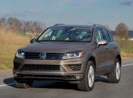 Bán Volkswagen Toquareg GP đời 2016, màu nâu, nhập khẩu chính hãng giá 2 tỷ 889 tr tại Tp.HCM
