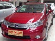 Cần bán lại xe Lexus HS 250H đời 2011, màu đỏ chính chủ giá 1 tỷ 350 tr tại Hà Nội
