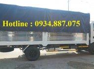 Bán xe tải Veam VT340S 3.5 tấn – 3t5 động cơ Isuzu thùng dài 6.2m giá 470 triệu tại Tp.HCM
