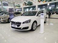 Peugeot Quảng Ninh bán xe Pháp Peugeot 508 trắng - Đối thủ cạnh tranh trực tiếp với Camry 2.5Q, Mercedes C200 giá 1 tỷ 250 tr tại Hải Phòng