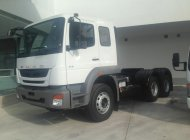Bán đầu kéo Fuso 2 cầu FZ 49 tấn/49t nhập khẩu giá rẻ, giá đầu kéo Fuso 49 tấn nhập khẩu giao ngay giá 1 tỷ 320 tr tại Tp.HCM