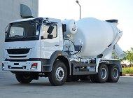 Giá xe trộn bê tông Fuso FJ 7 khối nhập nguyên chiếc, xe trộn bê tông Fuso 7 khối nhập khẩu giá rẻ giá 1 tỷ 820 tr tại Tp.HCM