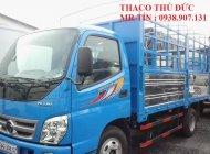 Bán xe tải Thaco Ollin500B tải trọng 4,995 tấn ,hỗ trợ trả gốp ngân hàng đến 80% giá 326 triệu tại Tp.HCM
